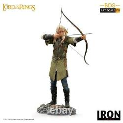 Presale Iron Studios 110 Lord of the Rings Legolas Male Action Figure Statue