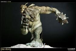 - RARE Sideshow Lord Of The Rings Snow Troll Polystone Statue