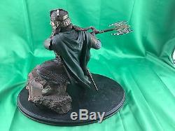 Rare Lord of the Rings Gimli Son of Gloin Sideshow Weta Statue The Two Towers