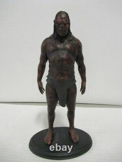 Rare Lotr Sideshow Weta Lord Of The Rings Lurtz Statue Limited Edition No Box