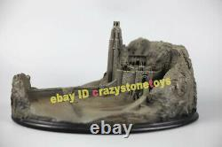 Replica Helm's Deep Statue Figurine The Lord of the Rings Resin Display Model
