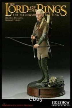 SIDESHOW Exclusive Lord of the rings Legolas Premium Format Statue Hobbit NIB