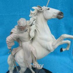 SIDESHOW WETA GANDALF ON SHADOWFAX Herr der Ringe Lord of the Rings STATUE