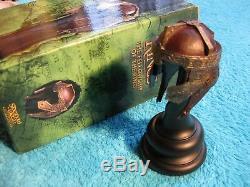 SIDESHOW WETA Herr der Ringe GIMLI HELM 1/4 Büste Bust Lord of the Rings STATUE