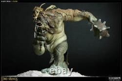 SNOW CAVE TROLL Statue by Sideshow Lord of the Rings Hobbit