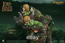 STAR ACE Lord of the Rings Treebeard Statue DEFO Real Figure NEW SEALED