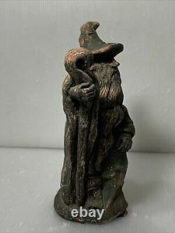 Sculpt/Statue MIKE MAKRAS Vintage 1978 Lord of the Rings Gandalf figure 10'