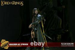 Sideshow ARAGORN STRIDER Exclusive Statue Lord Of The Rings 478/550