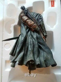 Sideshow ARAGORN STRIDER Polystone Statue Lord Of The Rings 726/1000