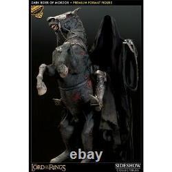 Sideshow Dark Rider Premium Format Ex Statue Lord Of The Rings No Hobbit Prime 1