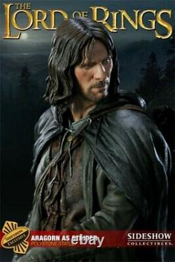 Sideshow EXCLUSIVE 1/4 ARAGORN as STRIDER Lord of The Rings Figure Statue LOTR