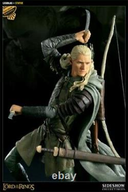 Sideshow EXCLUSIVE Lord Of The Rings LEGOLAS Figure Statue LOTR Orlando Bloom