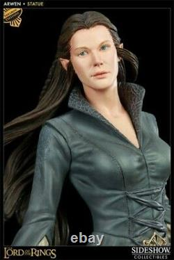 Sideshow EXCLUSIVE The Lord Of The Rings ARWEN Statue Figure Only 500 SEALED MIB