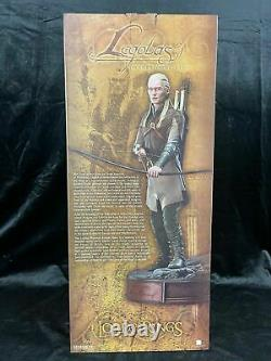 Sideshow Exclusive The Lord Of The Rings Legolas Greenleaf Premium Format Statue