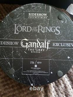 Sideshow GANDALF THE GREY Polystone Statue Lord Of The Rings 276/400