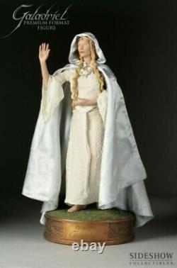Sideshow LORD OF THE RINGS GALADRIEL PREMIUM FORMAT 1/4 Scale Figure Statue MIB