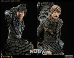 Sideshow Lord Of The Rings Frodo & Samwise Statue