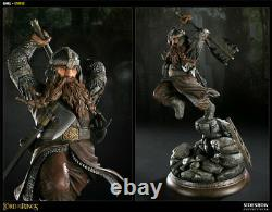 Sideshow Lord Of The Rings Gimli Exclusive Polystone Statue 2/500 Fellowship