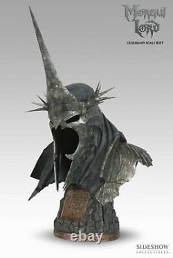 Sideshow Lord Of The Rings Morgul Lord Legendary Scale Figure Statue Bust Sealed