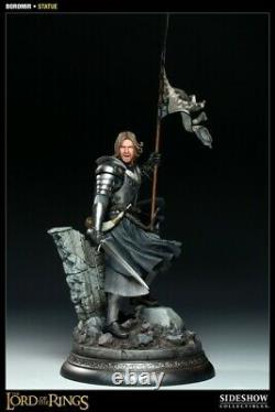 Sideshow Lord of the Rings BOROMIR 1/6 Scale Limited Edition Statue MIB
