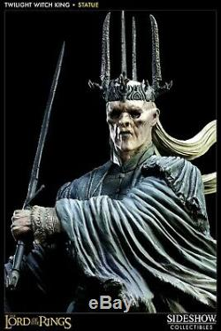 Sideshow Lord of the Rings Twilight Witch King EXCLUSIVE Statue