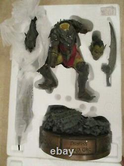 Sideshow MORIA ORC 1/4 Scale Statue Premium Format Lord of the Rings Weta