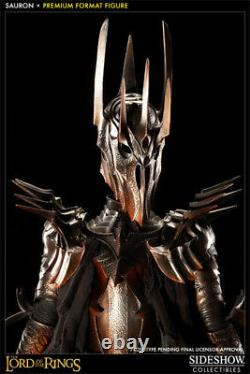 Sideshow Sauron Premium Format LORD OF THE RING Statue 1/4 Scale (New in Box)