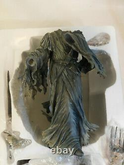 Sideshow TWILIGHT WITCH KING Polystone Statue Lord Of The Rings /1000
