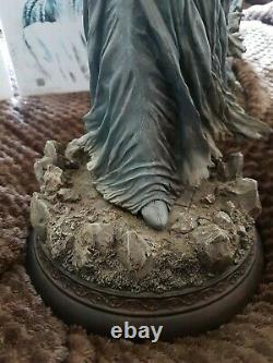Sideshow TWILIGHT WITCH KING Polystone Statue Lord Of The Rings 304/1000