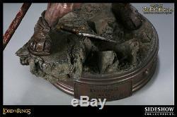 Sideshow URUK HAI BERSERKER EXCLUSIVE PF Statue Lord of the Rings LotR Hobbit