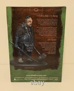 Sideshow WETA Lord of the Rings Orc Brute 1/6 Scale Polystone Statue