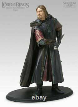 Sideshow Weta Boromir Son of Denethor Statue Lord of the Rings