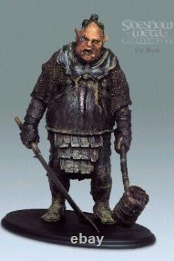 Sideshow & Weta Collectibles The Lord of the Rings Orc Brute Sixth Scale Statue