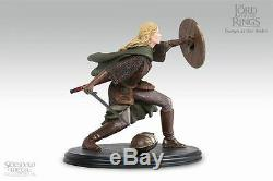 Sideshow Weta EOWYN AS DERNHELM Statue Shieldmaide Lord of the Rings LotR Hobbit