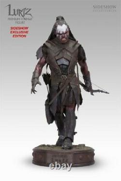 Sideshow Weta Exklusive Lurtz Lord Of The Rings Premium Format Figur Statue