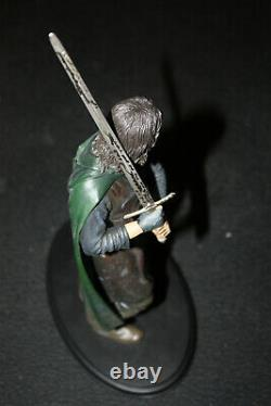 Sideshow Weta Lord Of The Rings Aragorn Son Of Arathorn Statue Limited Ed. Lotr