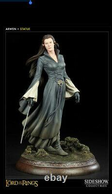 Sideshow Weta Lord Of The Rings Arwen Polystone Statue Liv Tyler 140/000