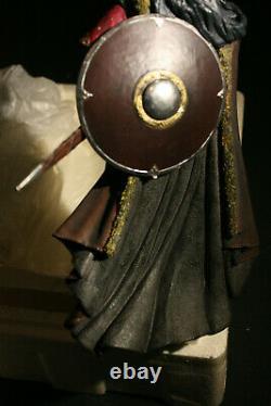 Sideshow Weta Lord Of The Rings Boromir Son Of Denethor Lotr Statue #1337/2000