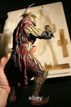 Sideshow Weta Lord Of The Rings Easterling Soldier Lotr Statue #0918/2000 Rare