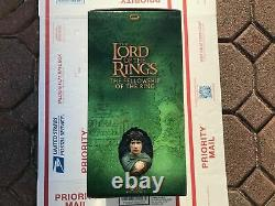 Sideshow Weta Lord Of The Rings Frodo Baggins Polystone Statue Hobbit 2001 New