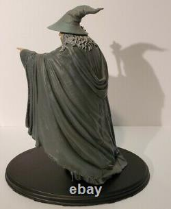 Sideshow Weta Lord Of The Rings Gandalf The Grey 1/6 Scale Polystone Statue