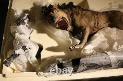 Sideshow Weta Lord Of The Rings Gothmog With Warg Lotr Statue #0476/4500 Soldout