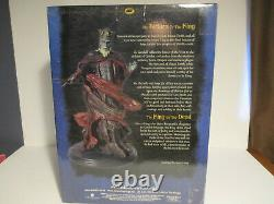 Sideshow Weta Lord Of The Rings King Of The Dead 1/6 Scale Polystone Statue