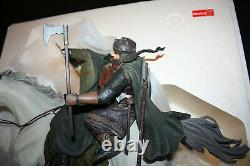 Sideshow Weta Lord Of The Rings Legolas & Gimli On Arod Statue Sold Out#417/5000