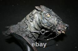 Sideshow Weta Lord Of The Rings Nazgul Steed Bust Statue Sold Out Limited Ed
