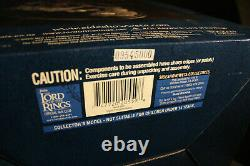 Sideshow Weta Lord Of The Rings Shelob Lotr Statue #0954/5000 Rare Sold Out
