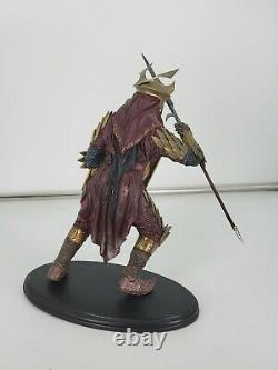Sideshow Weta Lord Of The Rings Two Towers Easterling Soldier 1/6 Scale Statue