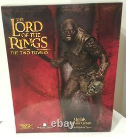 Sideshow Weta Lord Of The Rings Ugluk, Uruk-hai Captain Statue 1144/2000