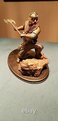 Sideshow Weta Lord of the Rings Gimli, son of Gloin Polystone Statue