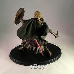 Sideshow Weta Lord of the Rings Hobbit EOWYN Shield Maiden Statue #0140/2000